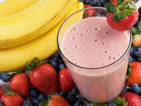 Fruit Milkshake