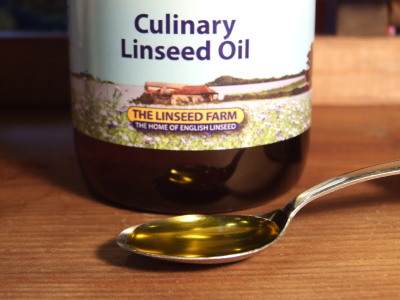 Oct 2014 Newsletter - Balance Cholesterol Naturally with Linseed/Flaxseed Oil