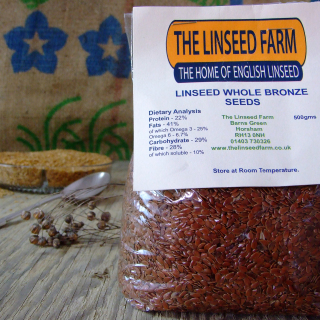 Whole Brown Linseed/Flaxseeds