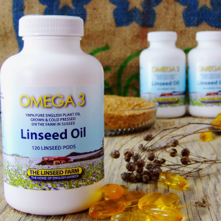 Linseed/Flaxseed Oil Pods