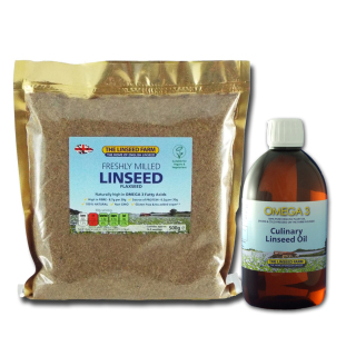 Linseed Muesli Ingredients