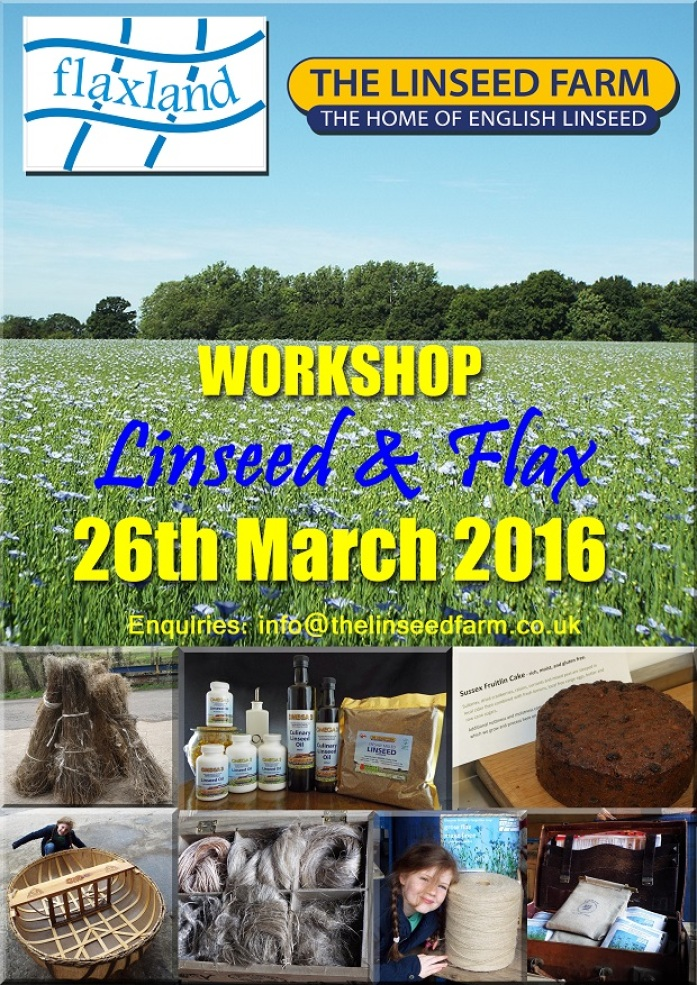 Linseed & Flax Workshop