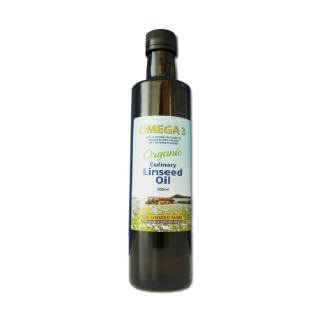 Organic Linseed/Flaxseed Oil