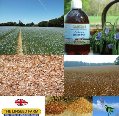 Open Day - The Linseed Farm