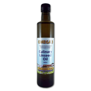 Linseed/Flaxseed Oil
