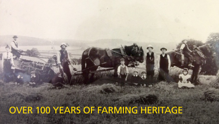 Over 100 years of farming heritage