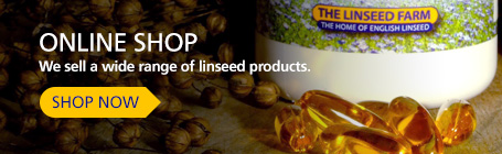 Linseed Oil Pods - From £7.75, available in three packet sizes.