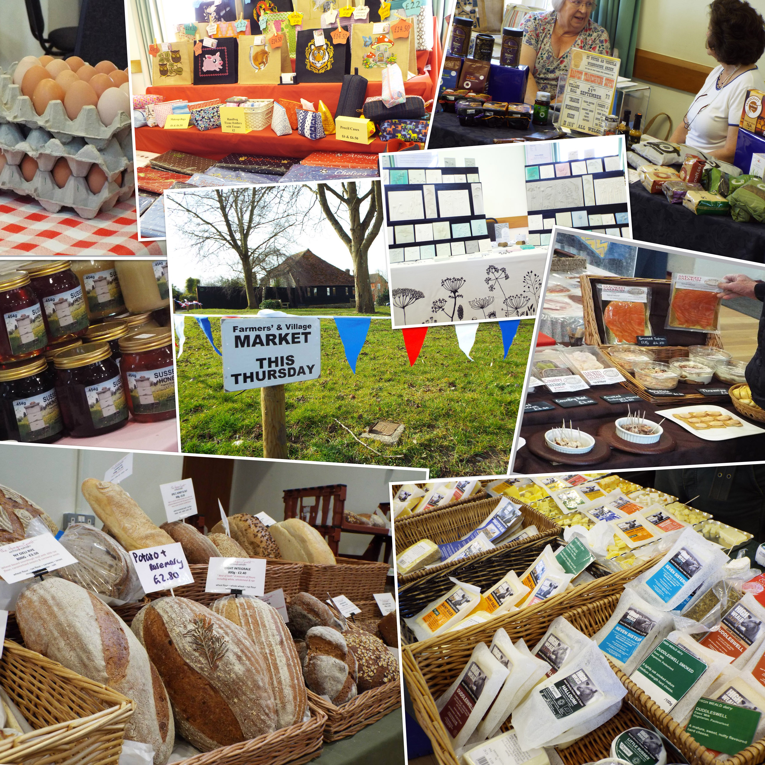Wisborough Green Farmers Market